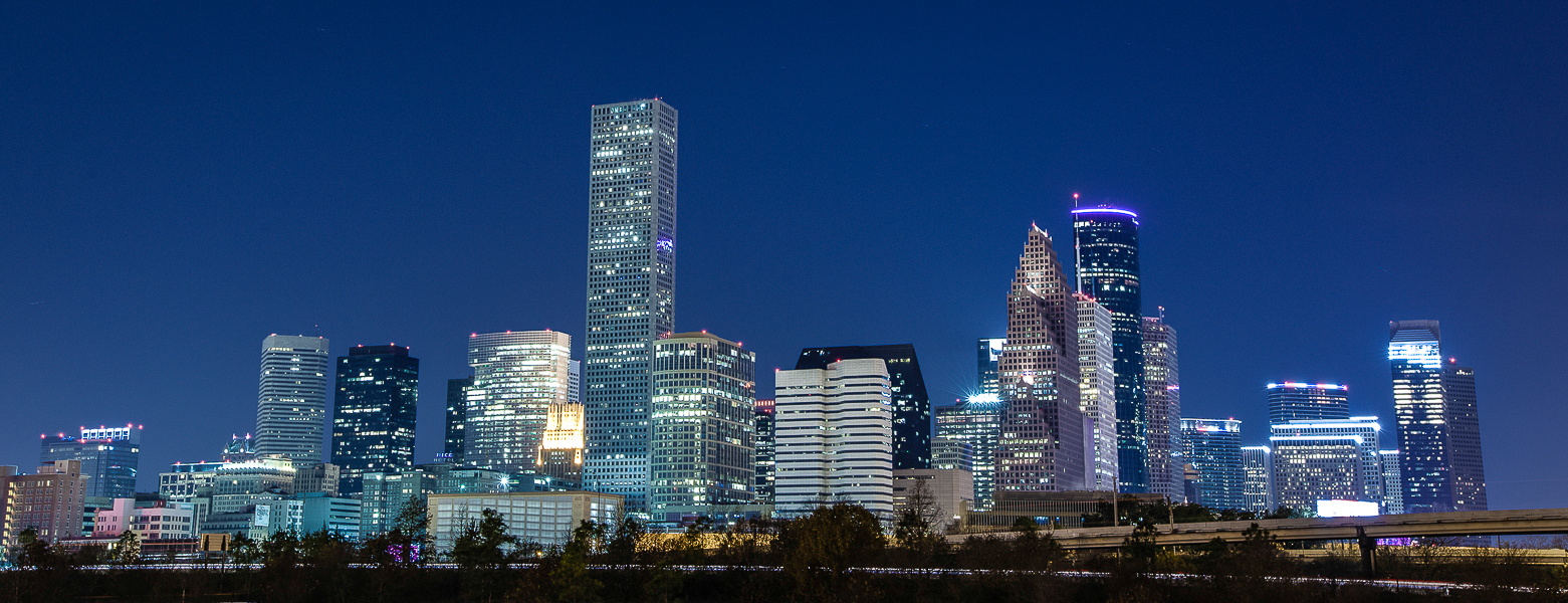 Post A Picture Of Your City's Skyline